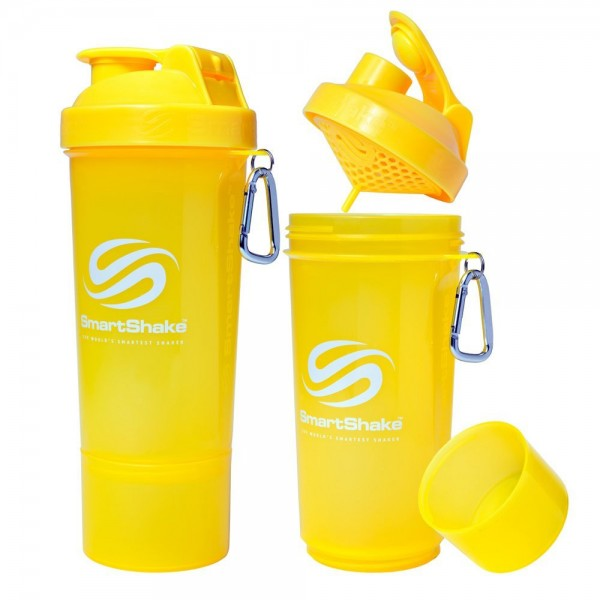 SmartShake Shaker 500 ml - Gelb