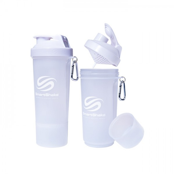 SmartShake Shaker 500 ml - Weiß