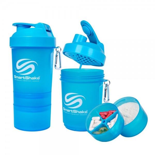 SmartShake Shaker Original 600 ml - Blau