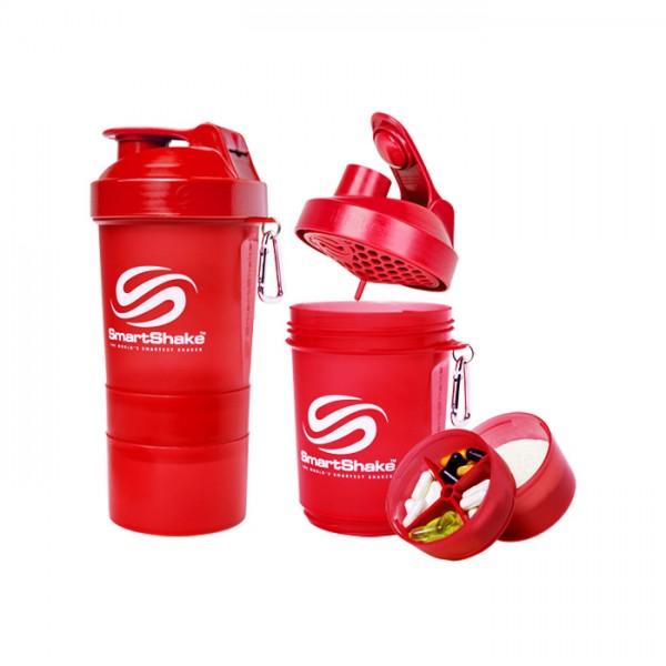 SmartShake Shaker Original 600 ml - Rot
