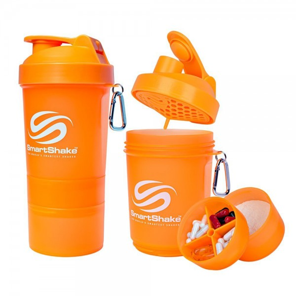 SmartShake Shaker Original 600 ml - Orange