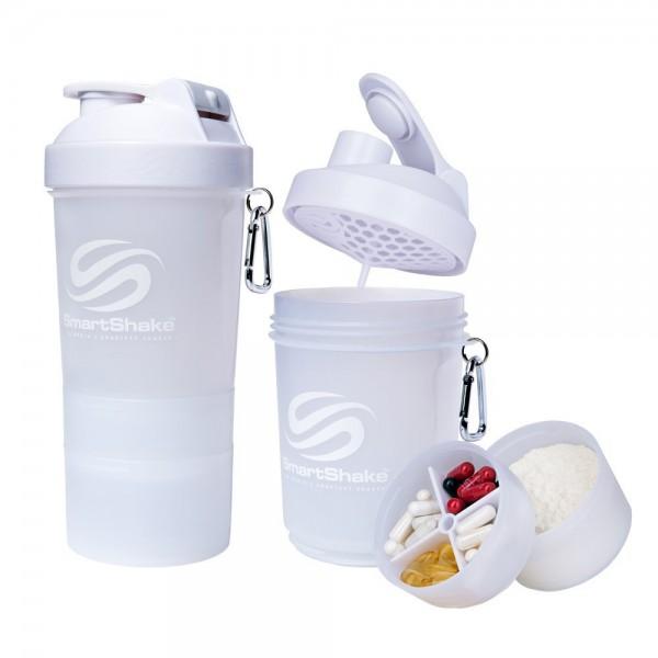 SmartShake Shaker Original 600 ml - Weiss