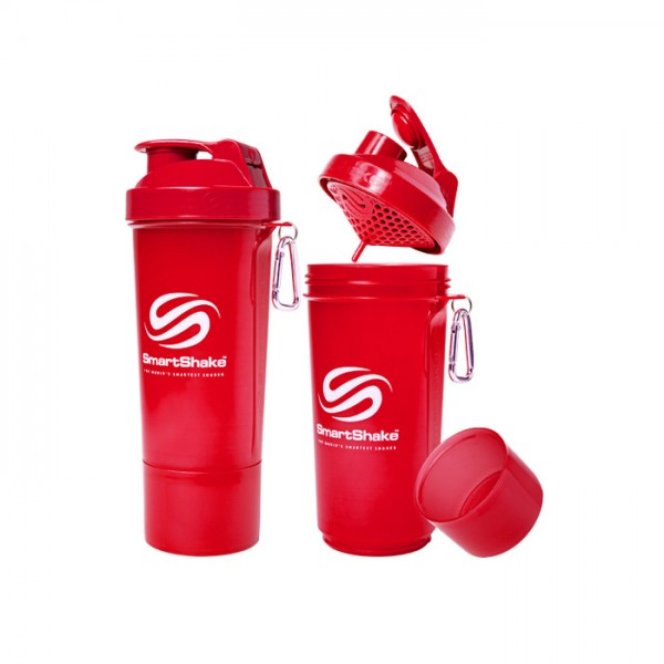 SmartShake Shaker 500 ml - Rot