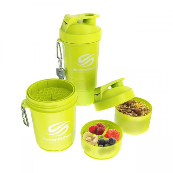 SmartShake Shaker Original Neon Gelb