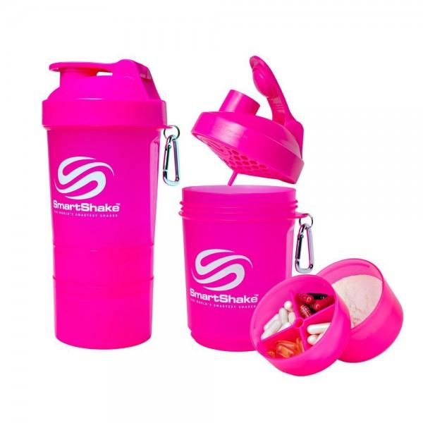 SmartShake Shaker Original 600 ml - Pink