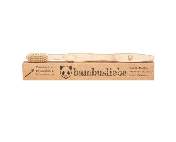 bambusliebe - Bambus Zahnbürste mittel