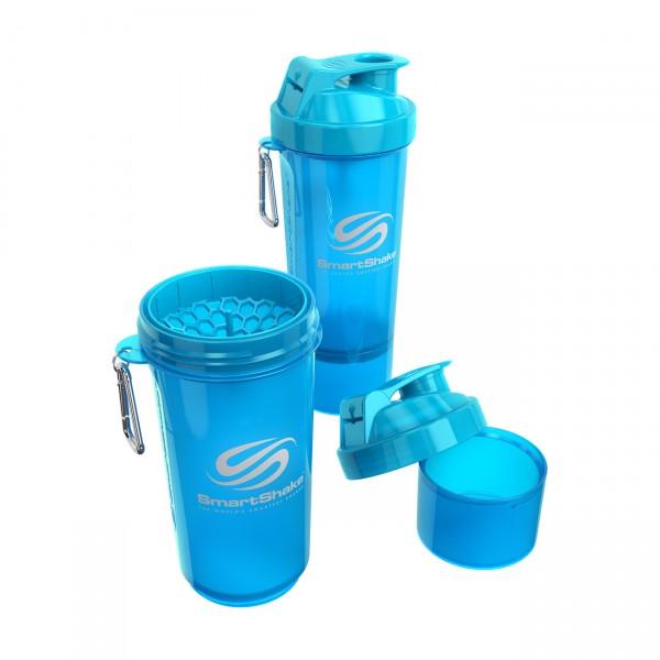 SmartShake Slim Neon Blau