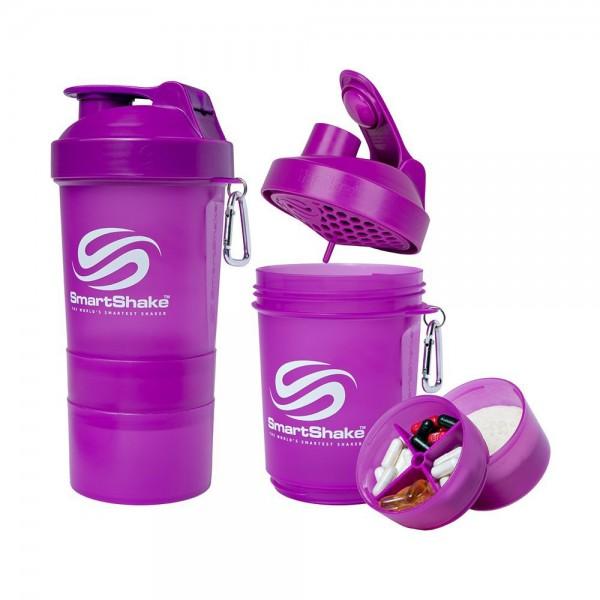 SmartShake Shaker Original 600 ml - Lila