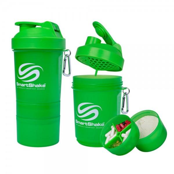 SmartShake Shaker Original 600 ml - Grün